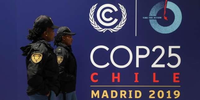 La COP25 s'ouvre à Madrid pour tenter de «relever l'ambition» des Etats face au réchauffement de la planète