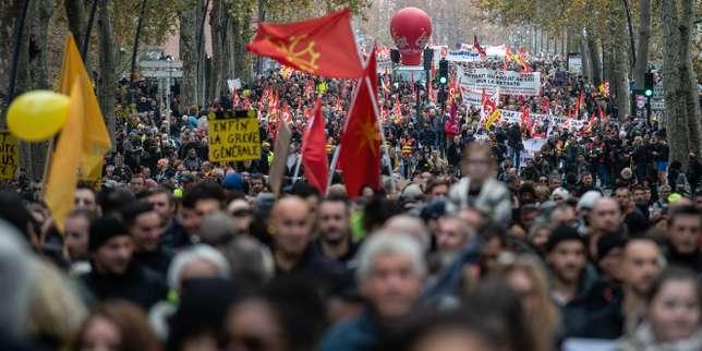 Réforme des retraites: «Le mouvement gréviste de 1995 est le dernier à avoir eu une telle ampleur»