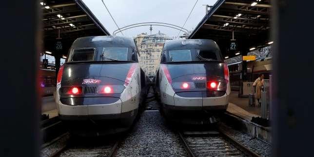 Grève contre la réforme des retraites: 6 TGV sur 10 ce week-end, un taux de grévistes en baisse