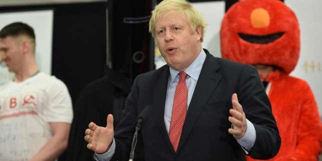 Elections au Royaume-Uni: après sa victoire, Boris Johnson promet de réaliser le Brexit «à temps»