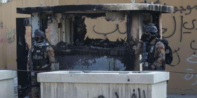 En Irak, les Etats-Unis pris au piège de l'escalade des violences face aux milices chiites et à l'Iran