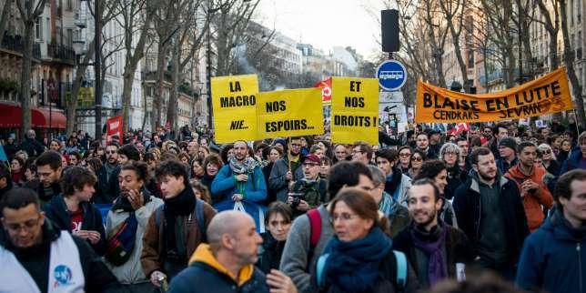 Mouvement contre la réforme des retraites: «On n'arrête pas une grève historique comme ça»