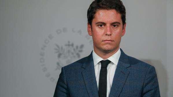 """Violences policières :  """"Ces faits ne résument pas la police"""", affirme Gabriel Attal"""
