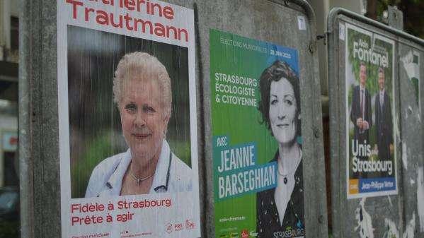 Municipales : à Strasbourg, l'alliance entre Les Républicains et La République en marche pourrait faire basculer l'élection