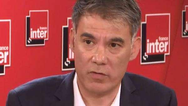 """Résultats municipales2020: """"Jamais aucun président de la République dans une élection intermédiaire n'a connu un tel revers"""", affirme le socialiste Olivier Faure"""
