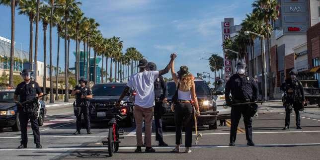 Aux Etats-Unis, nouvelle nuit de protestation, la garde nationale appelée en renfort