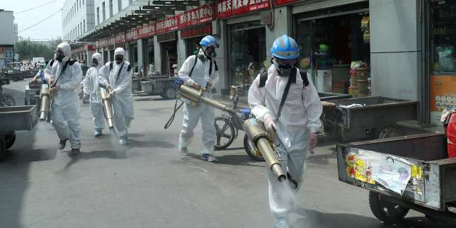 Coronavirus: plus d'un millier de vols annulés aux aéroports de Pékin