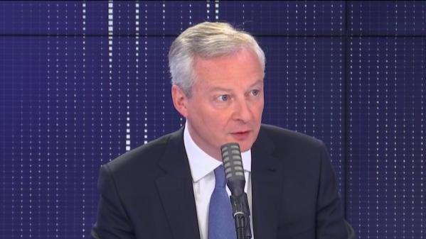 """VIDEO. Accord sur le plan de relance européen : """"C'est l'acte de naissance d'une nouvelle Europe"""", se félicite Bruno Le Maire"""