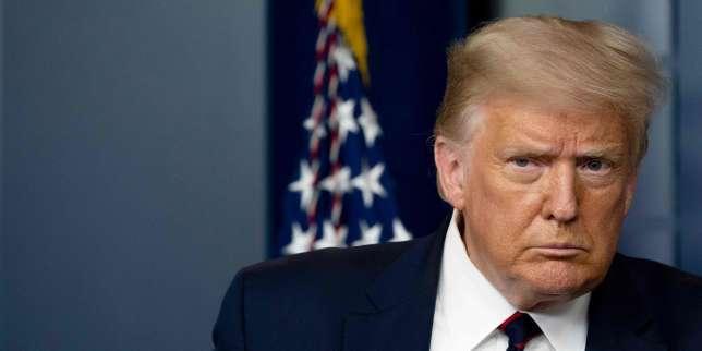 Donald Trump sème le trouble en suggérant un report de l'élection présidentielle