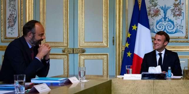 En direct: le gouvernement d'Edouard Philippe démissionne