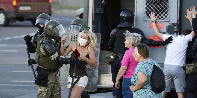 L'Union européenne prend des sanctions contre les responsables de la répression en Biélorussie
