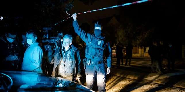 Attentat de Conflans : un enseignant décapité, quatre personnes en garde à vue