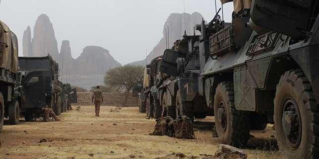 Trois soldats français tués en opération au Mali