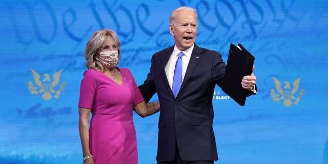 «Il est temps de tourner la page»: Joe Biden élu président des Etats-Unis par les grands électeurs