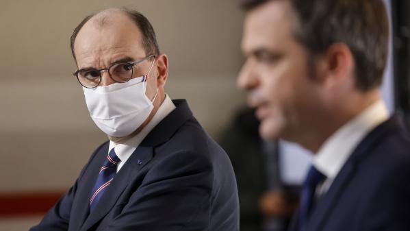 Covid-19 : deux réunions ce lundi à Matignon et à l'Elysée consacrées notamment à la vaccination et à la situation de l'épidémie