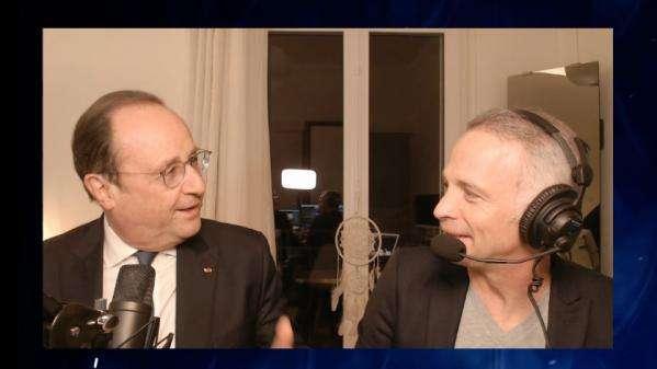 """""""Mon plus grand regret, c'est de ne pas m'être représenté"""" en 2017, assure François Hollande sur la chaîne Twitch de Samuel Etienne"""