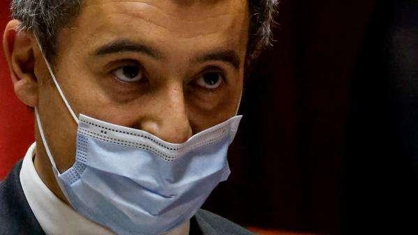 """Accusation de viol contre Gérald Darmanin : le ministre de l'Intérieur reste sous """"le statut de témoin assisté"""", annoncent ses avocats"""