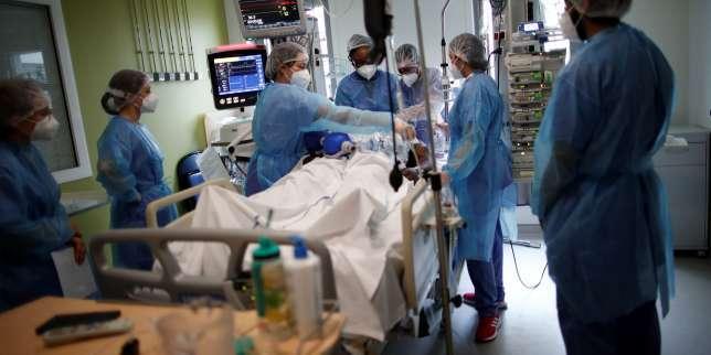 Covid-19: l'épidémie s'emballe en Ile-de-France