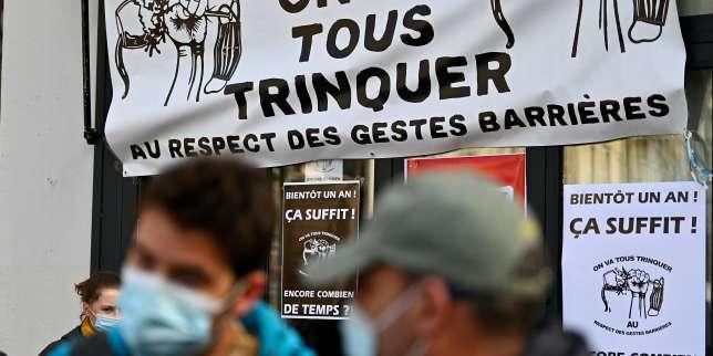Covid-19: «Le moment est venu d'envisager des dispositions» pour l'Ile-de-France, prévient Jean Castex