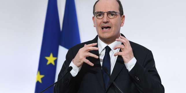 Jean Castex détaille de nouvelles mesurescontre le Covid-19: confinement le week-end dans le Pas-de-Calais, 23 départements en surveillance renforcée…