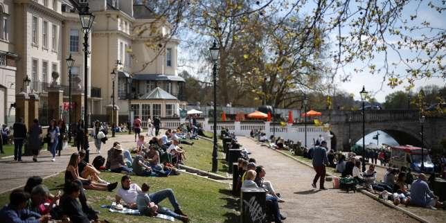 Déconfinement à l'anglaise: à Londres, la liberté retrouvée sur fond de peur des variants