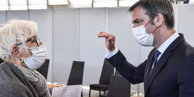 Covid-19: la vaccination ouverte dès lundi aux personnes de plus de 55ans, annonce Olivier Véran