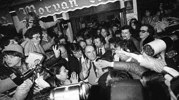 10 mai 1981 : les Français se souviennent de l'élection de François Mitterrand