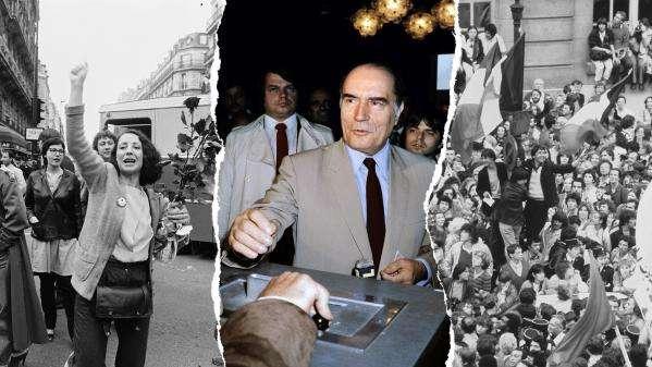 """TEMOIGNAGES. """"Quelle histoire !"""" : l'élection de François Mitterrand, le 10 mai 1981, racontée par Lionel Jospin, François Hollande, Jean-Pierre Elkabbach…"""