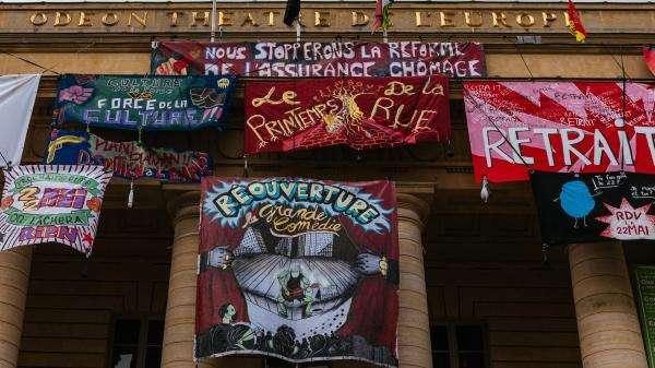 Intermittents : manifestations dans plusieurs villes de France pour réclamer le retrait de la réforme de l'assurance chômage
