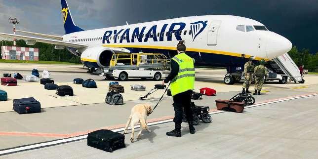 Vol Ryanair intercepté par la Biélorussie: l'UE demande «la libération immédiate» de Roman Protassevitch