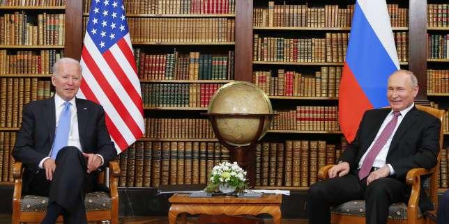 Vladimir Poutine et Joe Biden ont essayé d'aplanir leurs désaccords lors de leur première rencontre