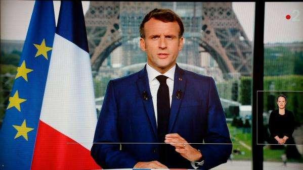 Allocution d'Emmanuel Macron : quelles mesures annoncées par le président de la République ?