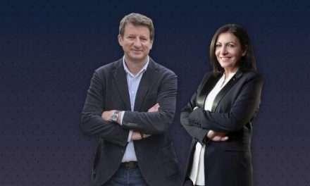 Présidentielles 2022 : à gauche, le duel entre Yannick Jadot et Anne Hidalgo
