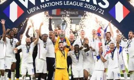 Ligue des nations: L'équipe de France, championne à réaction